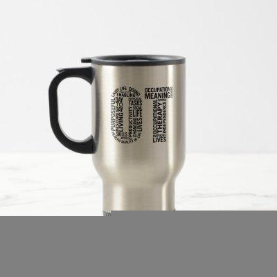 Occupational Therapy OT Travel Mug