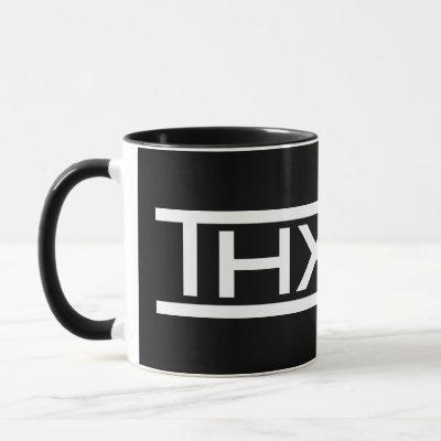 Official THX 35th Anniversary Mug