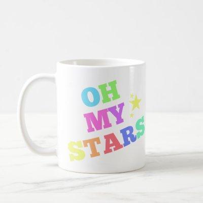 Oh My Stars! Coffee Mug