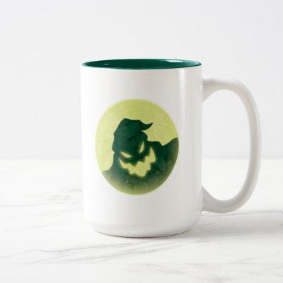 Oogie Boogie | I'm The Boogie Man Two-Tone Coffee Mug