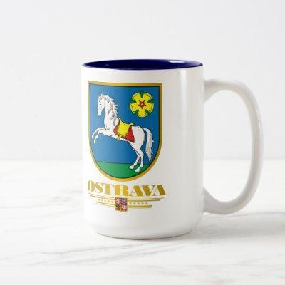 Ostrava COA Two-Tone Coffee Mug