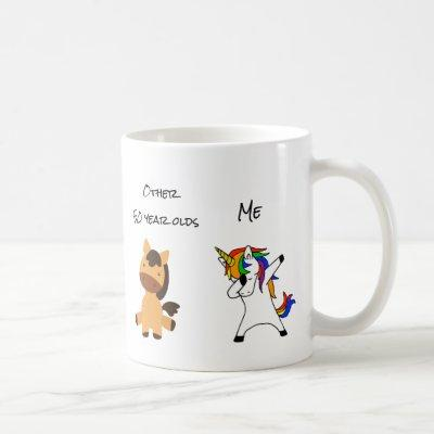 Other 50 Years Olds Birthday Unicorn Coffee Mug