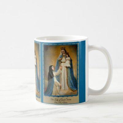 Our Lady of Good Success Mug