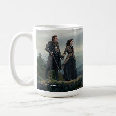 Outlander Season 4 | Brave the New World Coffee Mug