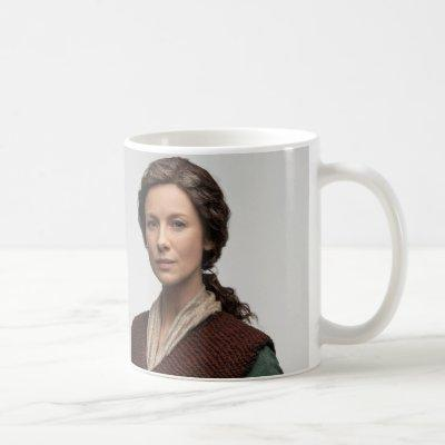 Outlander Season 4 | Claire in Colonial Dress Coffee Mug