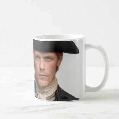 Outlander Season 4 | Jamie in Colonial Attire Coffee Mug