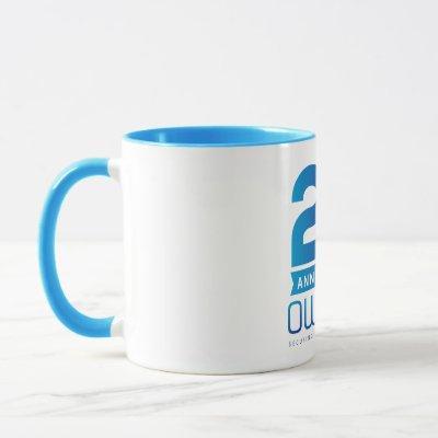 OWASP 20th Anniversary Mug
