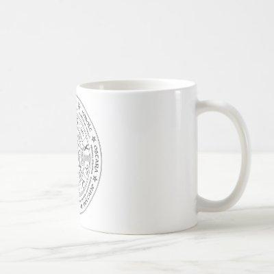 Pagan wheel of the Year Coffee Mug