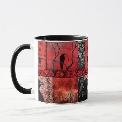 Painting The Town Red Mug