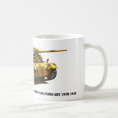 Panzer III Deutsches Afrikakorps Kass... Coffee Mug