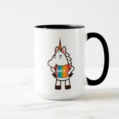 PBOT Unicorn 15 oz. mug