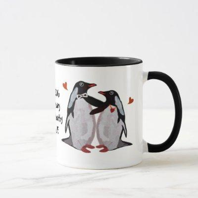 Penguin 50th Anniversary Mug