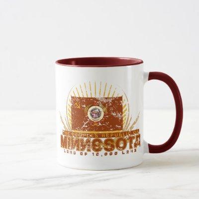 Peoples' Republic of Minnesota Mug