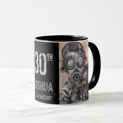 Personalized 2020 Pandemic Birthday Mug