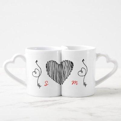 Personalized Anniversary Wedding Vow Renewal Mug