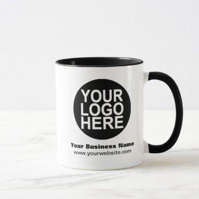 Personalized Business Promotional Logo Mug