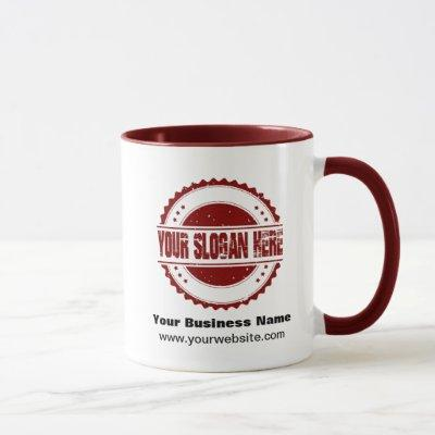 Personalized Business Promotional Logo Mug