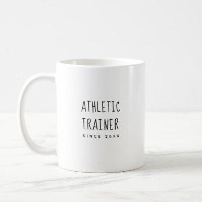 Personalized Cute & Trendy Athletic Trainer Mug