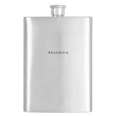 Personalized Gifts For Men Stainless Steel Flask