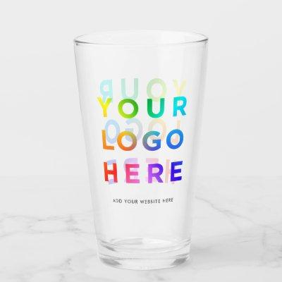 Personalized glasses | Double-sided printing 16oz