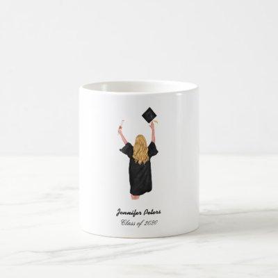 Personalized Graduation Mug - Class of 2020