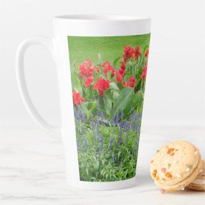 Personalized Latte Mug