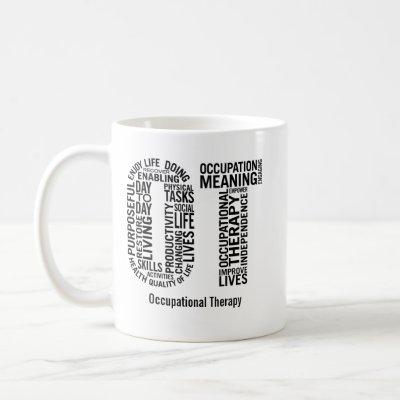 Personalized Occupational Therapy OT Coffee Mug