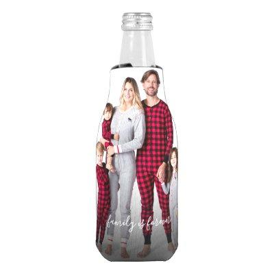 Personalized Photo Bottle Cooler