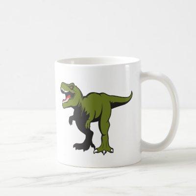 Personalized T-Rex Mug
