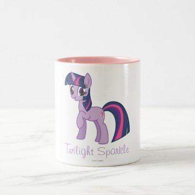 Personalized Twilight Sparkle Mug