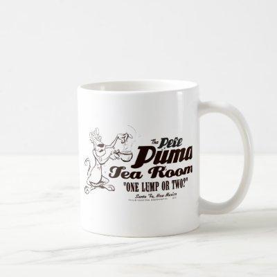 Pete Puma Tea Room 2 Coffee Mug