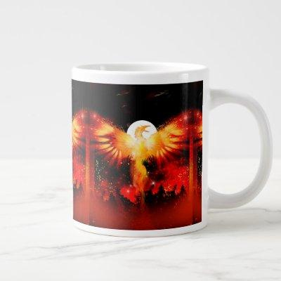Phoenix Rising Jumbo mug