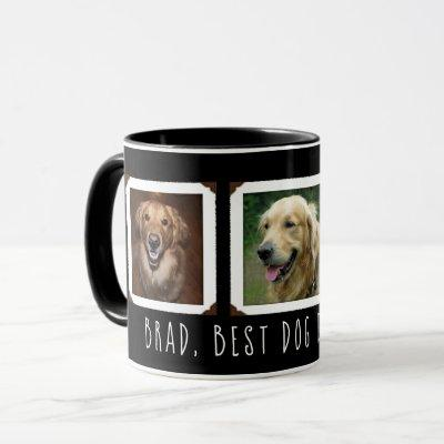 Photo Gift For Dog / Cat Mom / Dad Personalized Mug