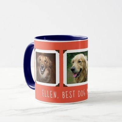 Photo Gift For Dog / Cat Mom Personalized Mug