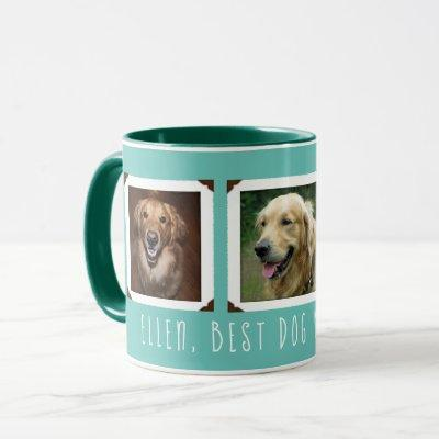 Photo Gift For Dog / Cat Mom Personalized Mug