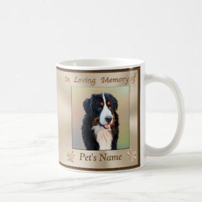 Photo, Personalized Sympathy Gift for Loss of Pet Coffee Mug