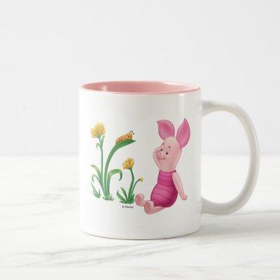 Piglet 2 Two-Tone coffee mug