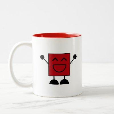 Pixel Stanford Online High School Two-Tone Coffee Mug