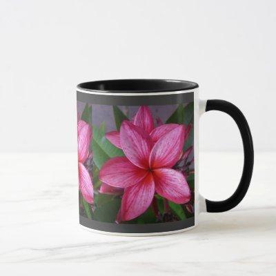 Plumeria - Hawaiian Flower Mug