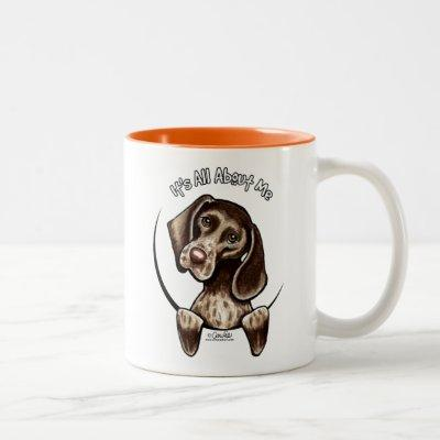 Pointer IAAM Two-Tone Coffee Mug