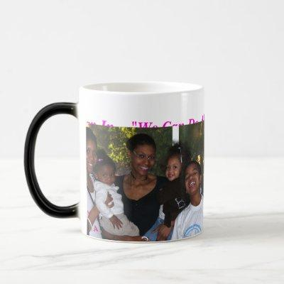 Praise Mug- Personalized - Add your Name & photo Magic Mug