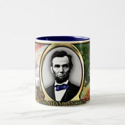 President Abraham Lincoln Civil War Mug