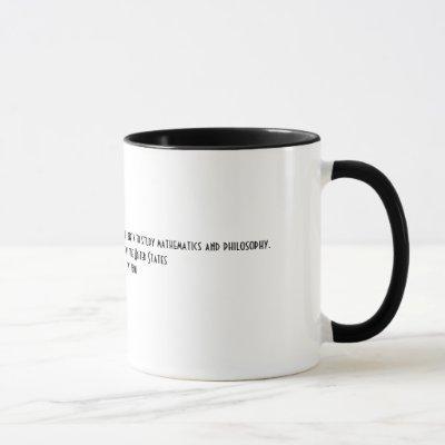 President John Adams Quote Mug
