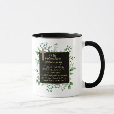 Priest Mugs - Ordination Anniversary Customized