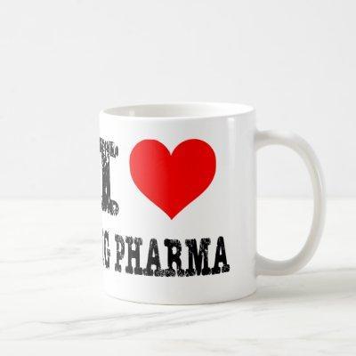 Pro Big Pharma Coffee Mug
