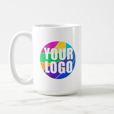 Promotional Business Logo Corporate Giveaway Coffee Mug