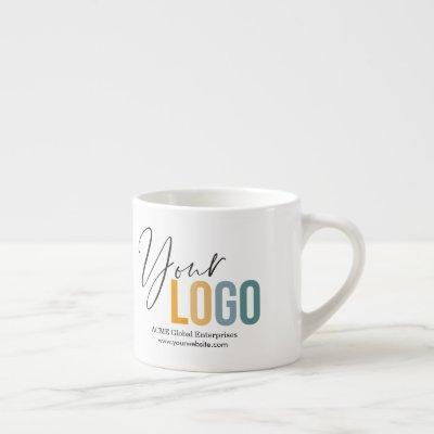 Promotional Item, Espresso Mug with Company Logo