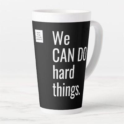 Promotional Latte Mug Business Logo No Minimum