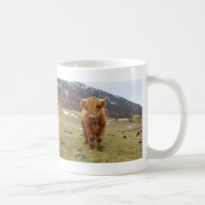 Proud to be Scottish! Coffee Mug