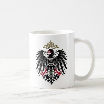 Prussian Eagle Coffee Mug